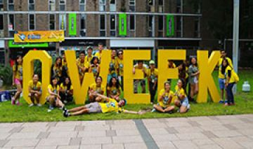 O Week at UNSW