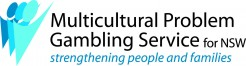 Multicultural Problem Gambling Service for NSW Logo