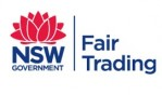 NSW Department of Fair Trading Logo